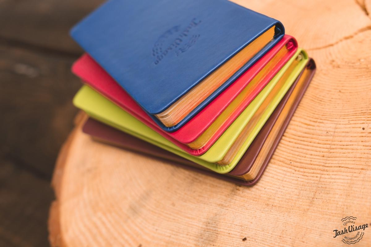 Модные блокноты ежедневники