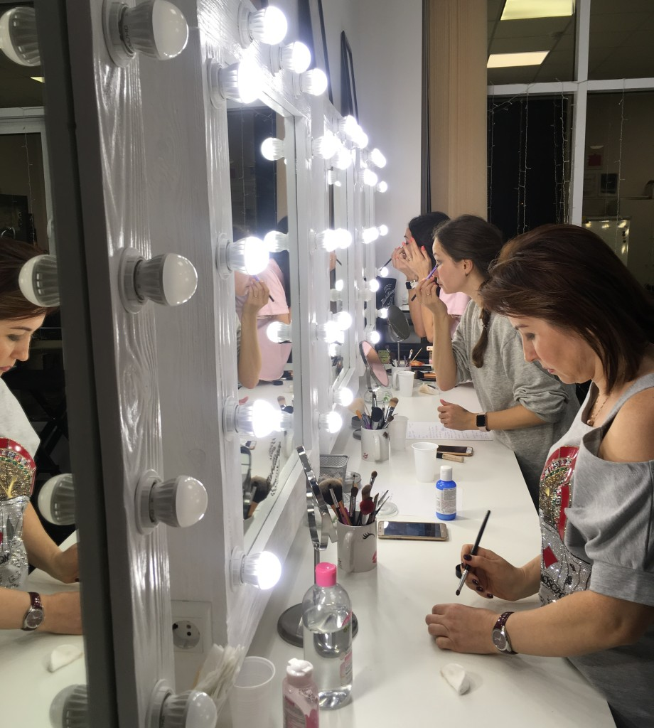 Обучение макияжу в Сочи